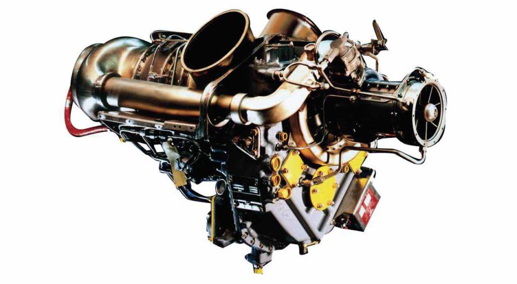 Rolls-Royce Allison 250-C20B Engine