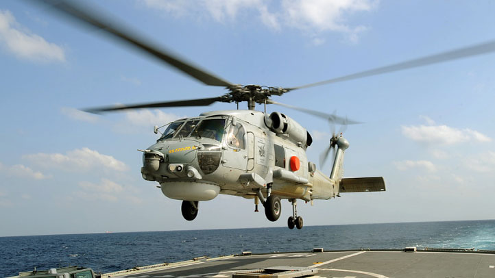 Sikorsky S-70B-2 Seahawk Helicopters