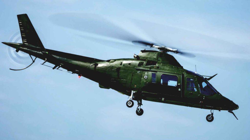 AgustaWestland A109A / A109A Mk II